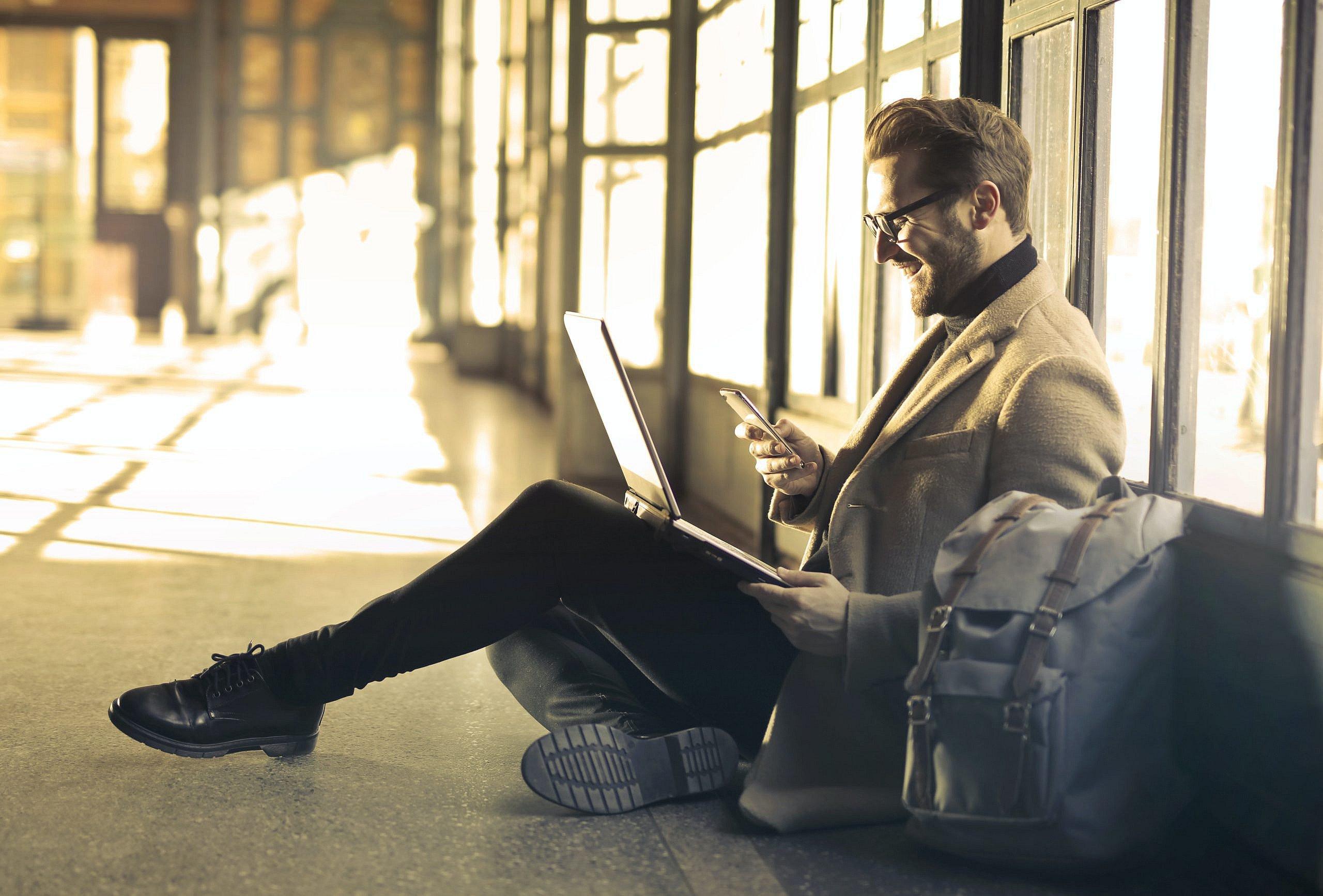 Vertriebs- und Außendienstmitarbeiter mit E-Learning schulen
