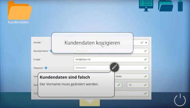 E-Learning Datenschutz keeunit